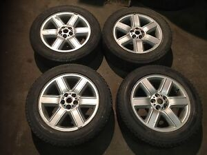 "Range Rover Wheels 19"" with Pirelli Scorpion Tires"