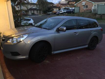 2010 Subaru Liberty Wagon 2.5i