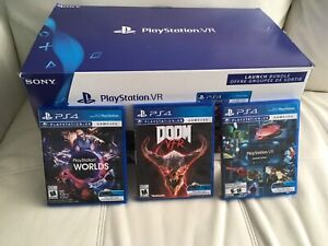 Sony PlayStation 4 VR Bundle / PSVR Bundle