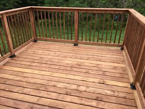 Deck Builders - Lowery Construction Ltd.