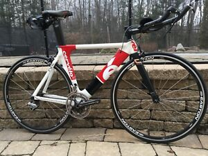 CERVELO P2 velo triathlon bike