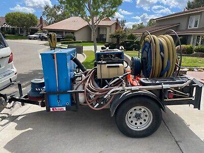 Truck Mount Carpet Cleaning Machine