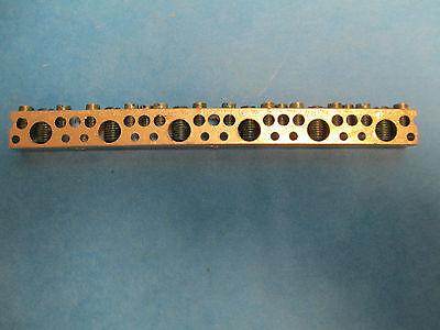 Ilsco Neutral Bar Nb16 6 10-14 15 6-14 Al Block