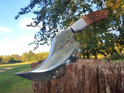 Werkzeug Bullson Jagdmesser Bowie Knife Buschmesser Machete Machette Macete Messer Rot