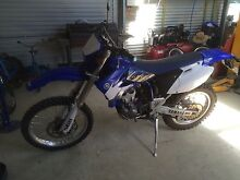 2005 yamaha wrf250 trail and supermotard price reduced Bullsbrook Swan Area Preview