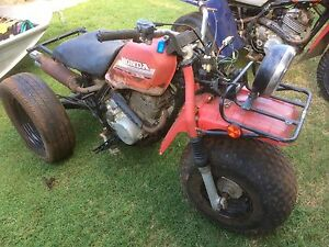 Honda ATC 250es bigred Manly West Brisbane South East Preview