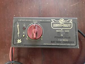 RC Nicad Battery charger