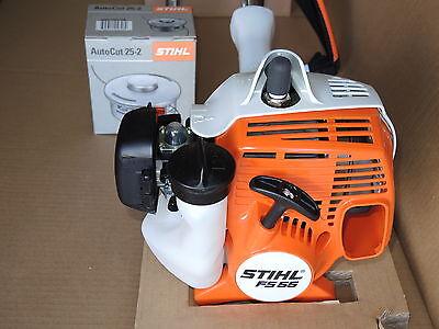 Stihl FS 55  Motorsense FS55 Freischneider + Autocut + Doppelhandgriff 1,0 PS online kaufen