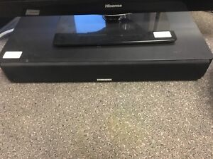 Speakercraft sound bar