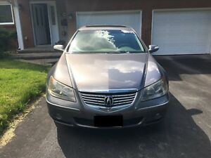 2005 ACURA RL REDUCED PRICE MUST GO