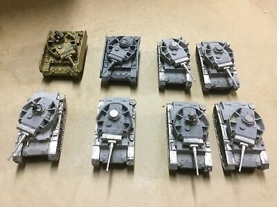 Flames of war German Panzer III x8