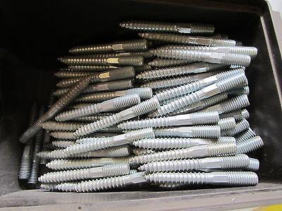 STOCKSCHRAUBE M10 x 80mm Menge 50 Stück Lagerauflösung