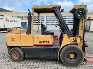 Hyster H110E 5 To. Diesel