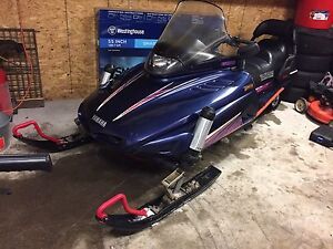 Yamaha vmax 600 with reverse for sale