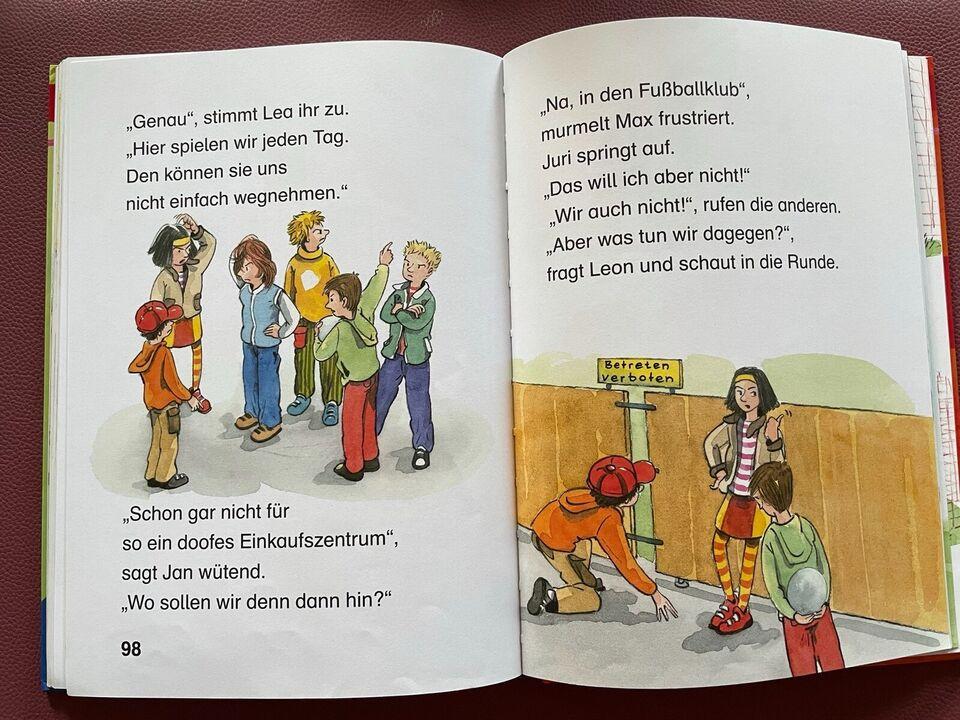 """Leserabe Buch """"Noch ein Tor!"""" in Blankenberg (Thür)"""