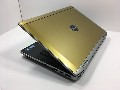 #264 Dell Latitude E6430 i5 4GB 320GB Laptop Notebook Computer Windows 7 Gold