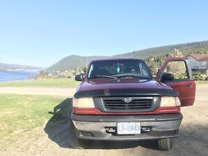 '98 Mazda B4000 for sale!!!