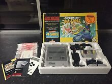 Snes Super Mario All Stars special edition pack Sandgate Brisbane North East Preview