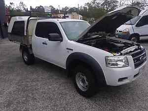 2008 Ford Ranger Extra Cab Nerang Gold Coast West Preview