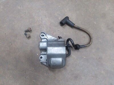 SEARS SUBURBAN GARDEN TRACTOR TECUMSEH ENGINE SOLID IGNITION COIL WITH FASTENERS
