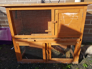 Rabbit hutch Wyoming Gosford Area Preview