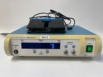 Dyonics Smith Nephew Power 7205841 Arthroscopy Shaver Wfoot Pedal 9012