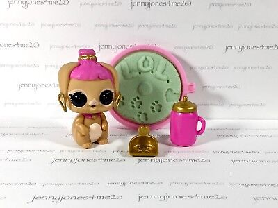 LOL Surprise Pets Doll Series 3 Animals P-018 Bunny Wishes Theater Club Figure