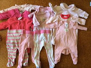 Premature/small baby clothes. All size 00000 Sunbury Hume Area Preview