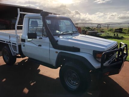 Toyota landcruiser ute for sale Atherton Tablelands Preview