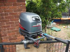 25HP Yamaha Outboard Motor Gladstone Park Hume Area Preview