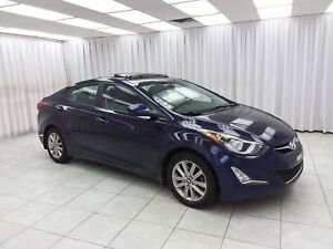 "2014 Hyundai Elantra """"ONE OWNER"""" GLS SEDAN w/ BLUETOOTH, HEATE"