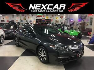 2015 Acura TLX AUT0 LEATHER SUNROOF BACKUP CAMERA 108K