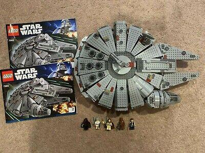 Lego # 7965 Millennium Falcon w/Mini-Figures - No Box