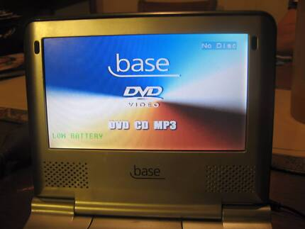 Base portable dvd player QUICK SALE!!! Pine Mountain Ipswich City Preview