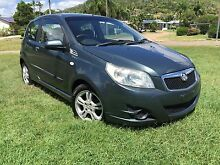 >> FAST LOW RATE FINANCE << 2009 HOLDEN BARINA HATCH Mount Louisa Townsville City Preview