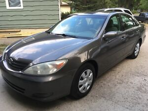 2004 Camry LE