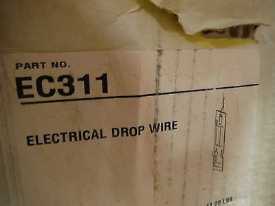 Caddy  Electrical Drop Wire Ec311 20pcs