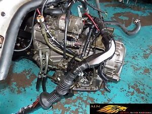 92 01 Toyota Camry 2.2L FWD 4 Cylinder Automatic Transmission JDM 5SFE 5S-FE 5S