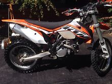 2014 KTM EXCF 250 Lower Plenty Banyule Area Preview