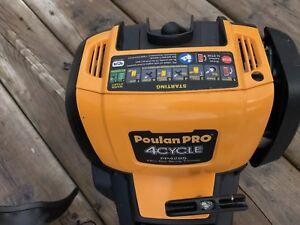 Poulan Pro 4 stroke 28cc Gas Trimmer