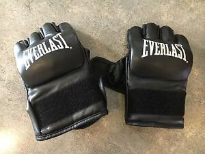 Men's Everlast L/XL Boxing Gloves Craigmore Playford Area Preview