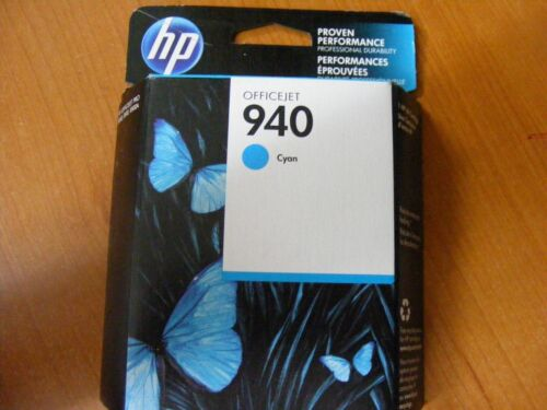 HP 940 OfficeJet Original CYAN Printer Ink C4903AN