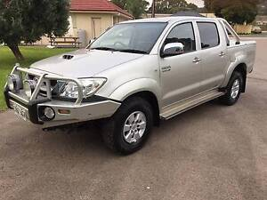 2010 Toyota Hilux SR5 Dual Cab Diesel Ute 4x4 Panorama Mitcham Area Preview