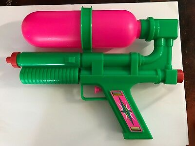 Vintage Toy Water Gun 1980S Super Soaker