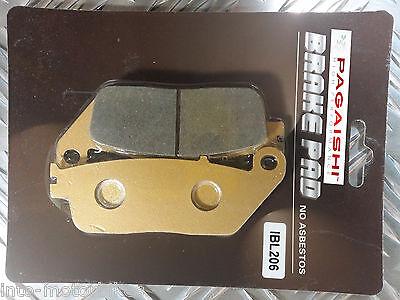Semi Metal Sintered Front Brake Pads For HONDA VT 750 C Shadow 1997-2009