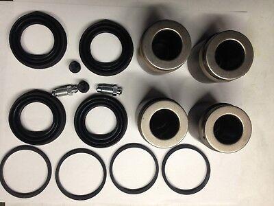Disc Brake Caliper Repair Kit & pistons Ford Excursion, F250, F350 (rear caliper ()