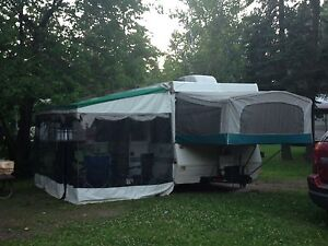 1997 Jayco Tent Trailer with Air Conditioning