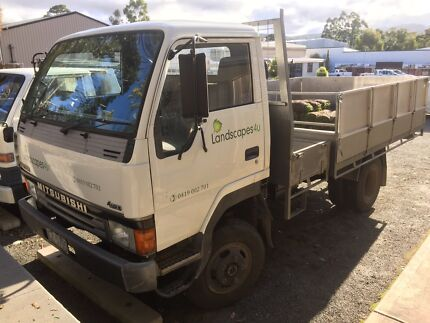 Mitsubishi Truck 4x4 Tipper Kingston Kingborough Area Preview