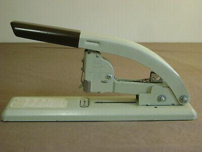 Vintage Swingline 113 Steel Heavy Duty Booklet Stapler Made In Usa