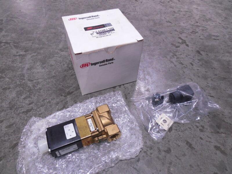 NEW Ingersoll Rand 22480198 2-Way Solenoid Valve